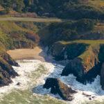 Aerial view of Hearn Gulch, by Craig Tooley