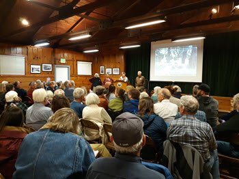 ICO Article: Mill Bend public meeting draws big, enthusiastic crowd