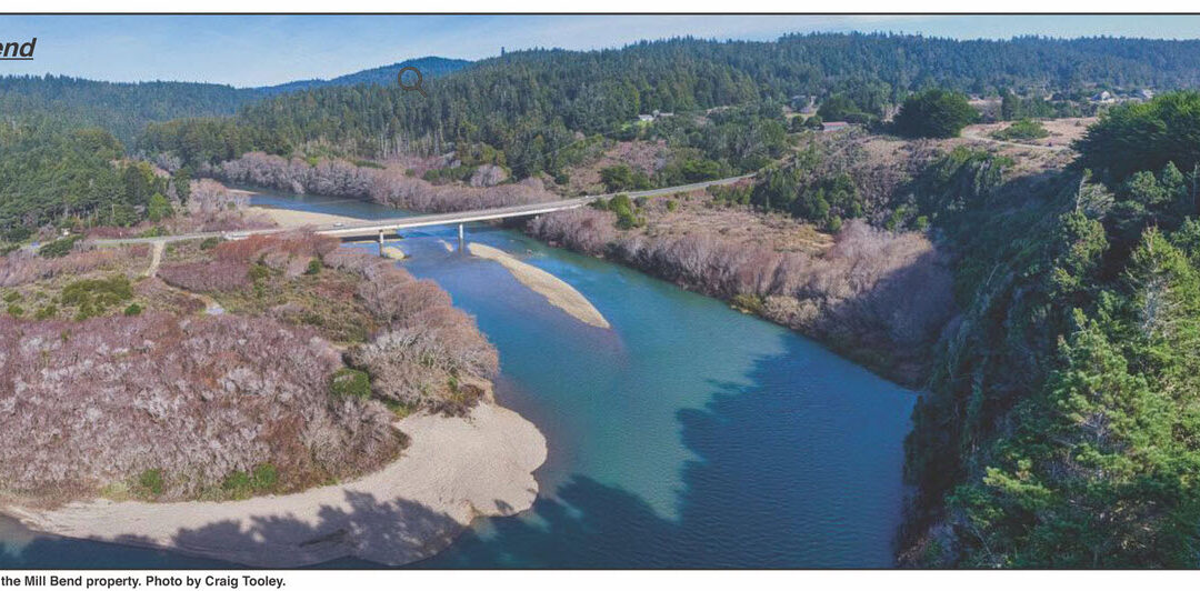 California agencies partially fund Mill Bend purchase; more needed to complete project