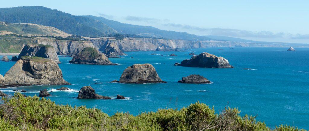 Mendocino Sea Mounts